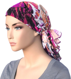 Fashion scarves for hair 8